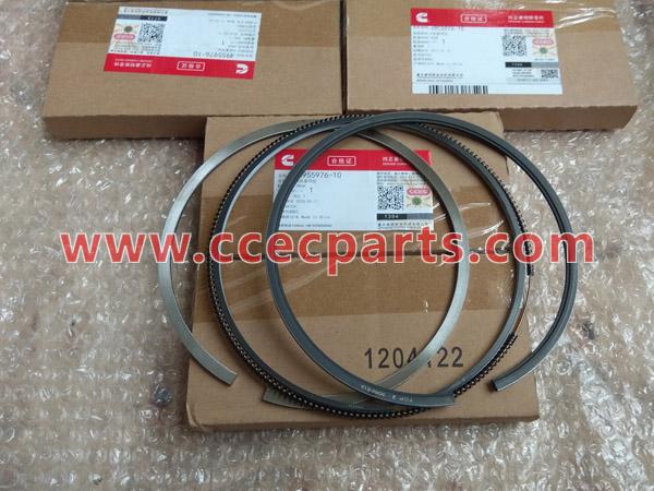 CCEC 4955976 K19 Piston Ring Set
