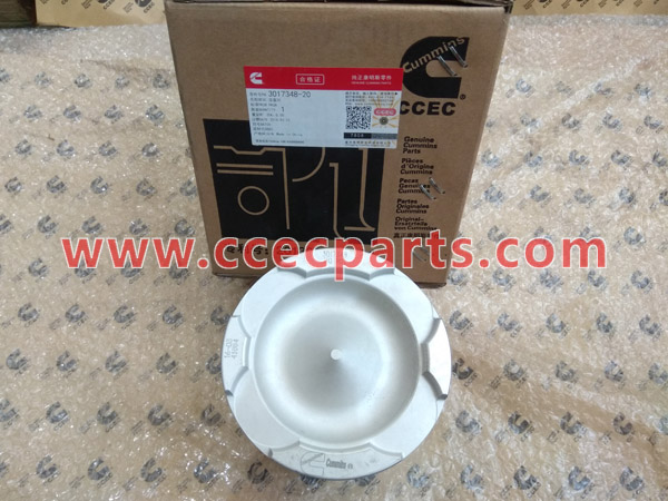 CCEC 3017348 N Series Pistón