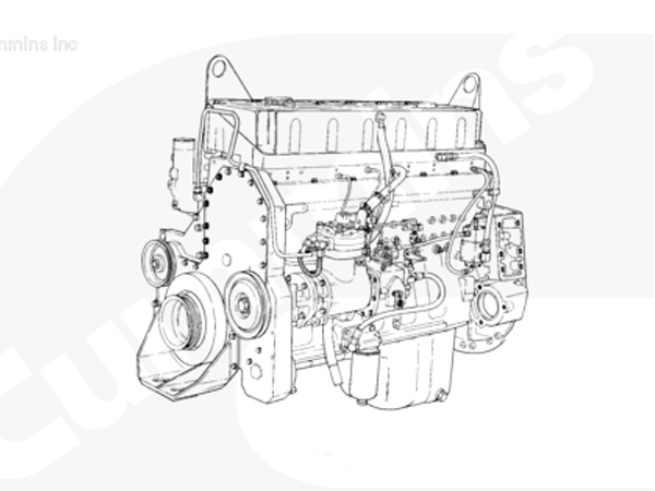 CCEC M11 Common Parts catalogue
