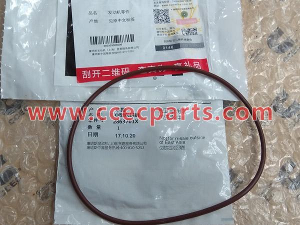 CCEC 2863701 O-Ring Seal
