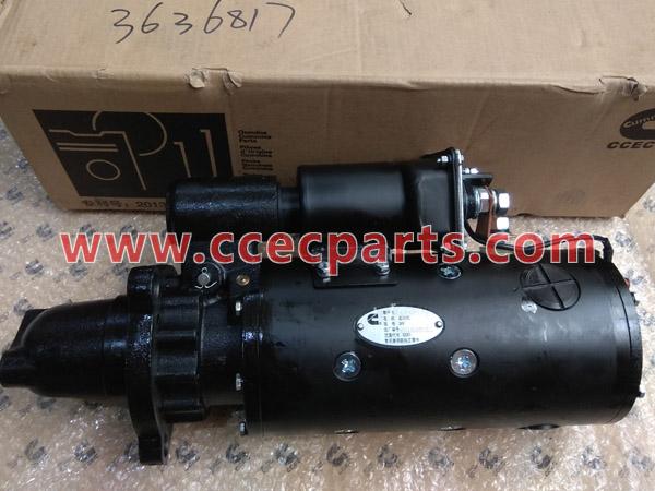 CCEC 3636817 Motor de arranque