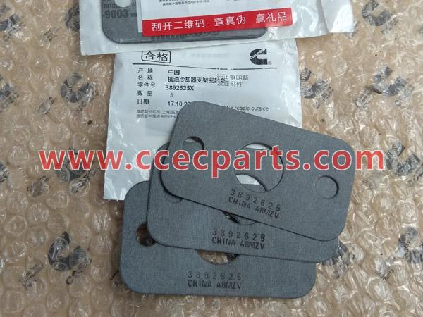 CCEC 3892625 Oil Cooler Support Gasket