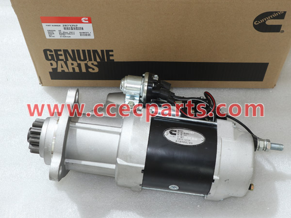 CCEC 2871252/5284083 Starting Motor For NT855 Engine