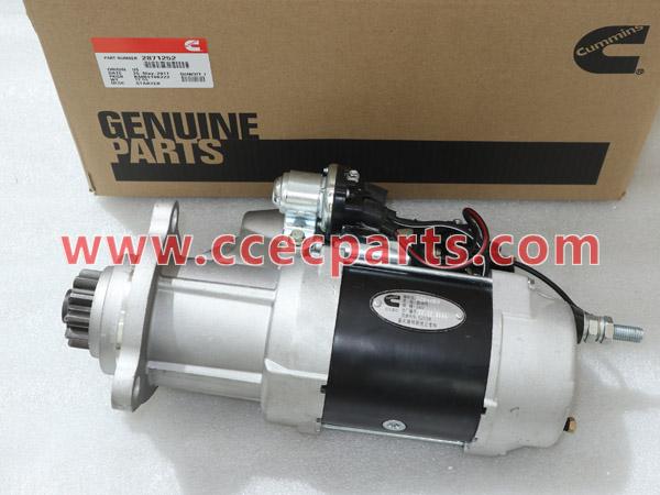 cceco 2871252/5284083 Пусковой двигатель для NT855 двигателя