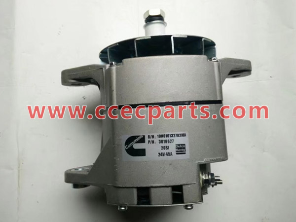 cceco 3016627 M11 N855 K19 Engine Alternator