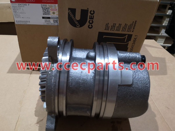 CCEC 3407549 K19 Lubricating Oil Pump