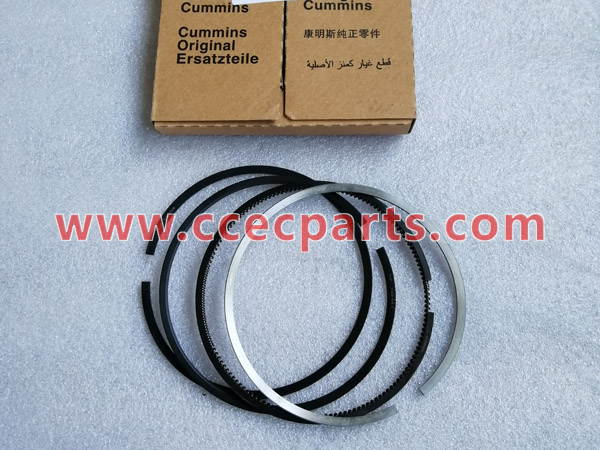 cceco 3801755 NTA855 Ensemble des segments de piston
