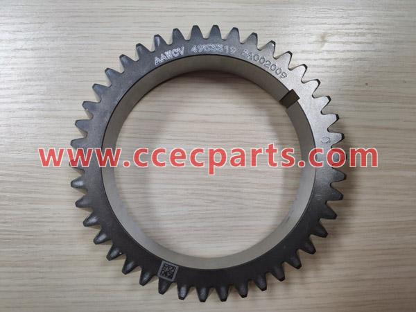 CCEC 4953319 K19 cigüeñal Gear