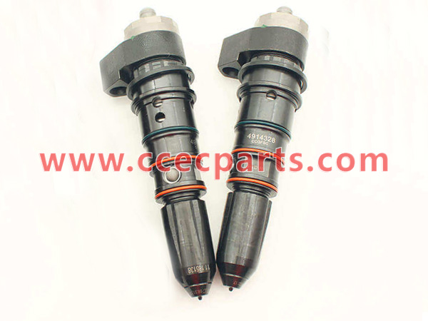 cceco 4914328 NT855 Engine Injector